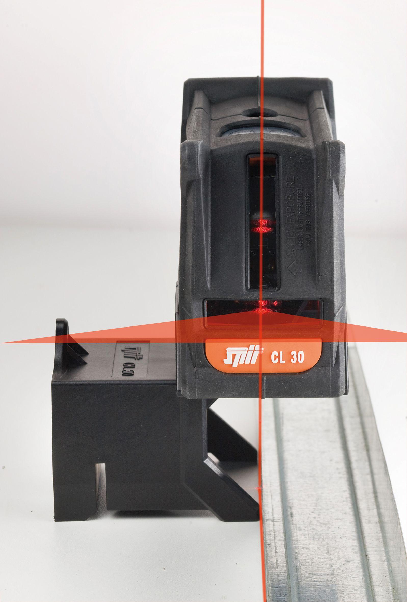 Spit kreuzlinienlaser cl 30 for Laser spit cl 30 prix